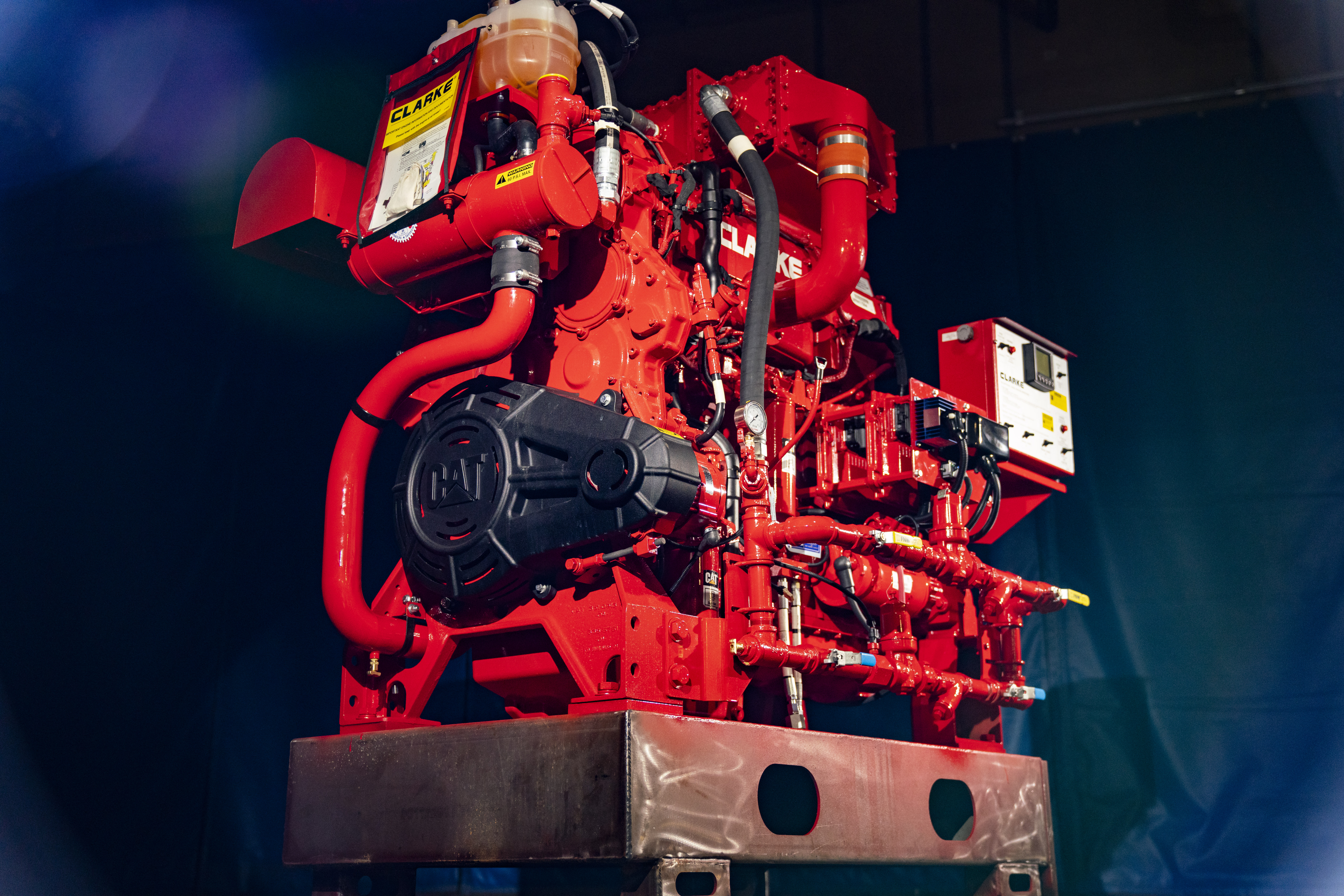 Clarke's Newest Best-In-Class Engine Series - NOW AVAILABLE