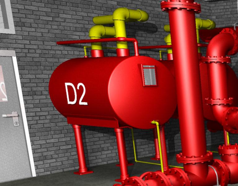 Diesel Fuel Line